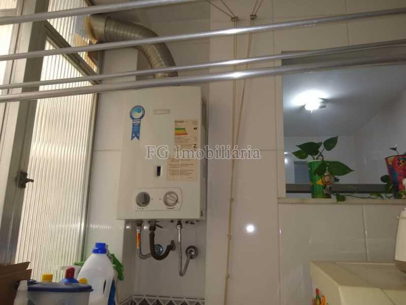 18 - Apartamento 2 quartos à venda Copacabana, SUL,Rio de Janeiro - R$ 1.000.000 - CAAP20224 - 19