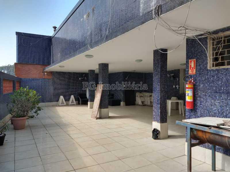 22 - Apartamento 2 quartos à venda Copacabana, SUL,Rio de Janeiro - R$ 1.000.000 - CAAP20224 - 23