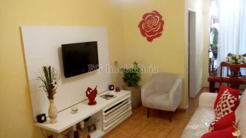01. - Apartamento À Venda - Pilares - Rio de Janeiro - RJ - CAAP20234 - 1