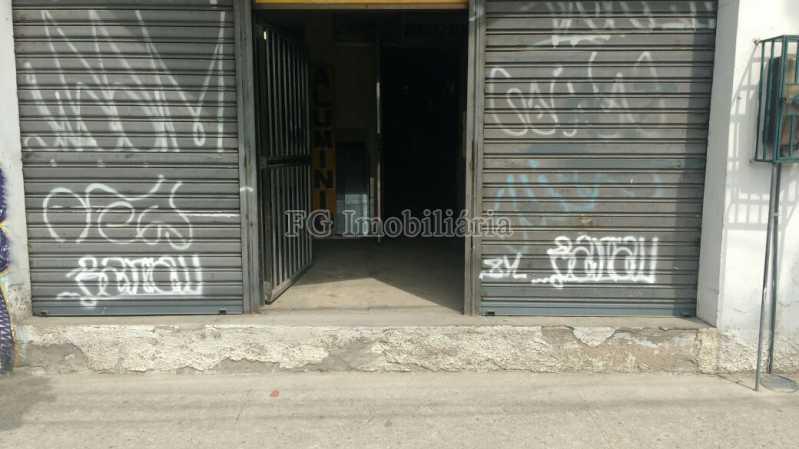1 - Loja 120m² à venda Rua Uranos,Ramos, NORTE,Rio de Janeiro - R$ 280.000 - CALJ00006 - 1
