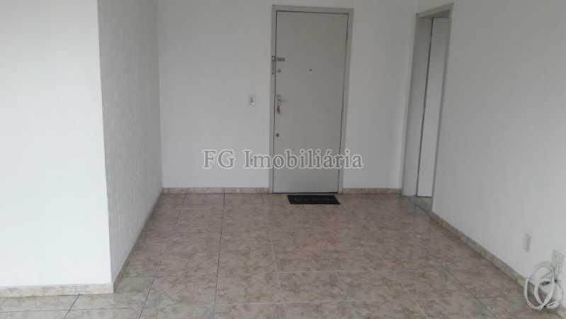 1 - Apartamento 1 quarto à venda Cachambi, NORTE,Rio de Janeiro - R$ 200.000 - CAAP10044 - 1