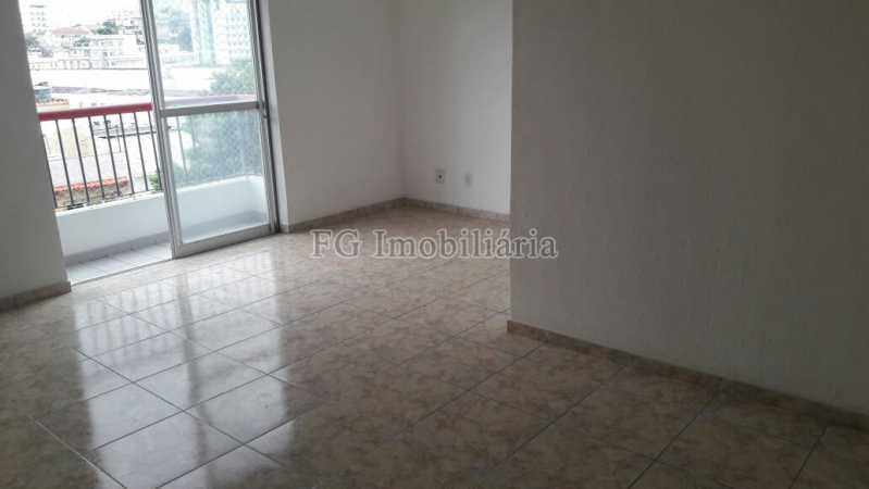 3 - Apartamento 1 quarto à venda Cachambi, NORTE,Rio de Janeiro - R$ 200.000 - CAAP10044 - 4