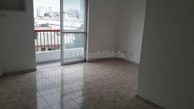 5 - Apartamento 1 quarto à venda Cachambi, NORTE,Rio de Janeiro - R$ 200.000 - CAAP10044 - 6
