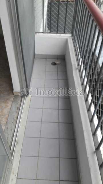 7 - Apartamento 1 quarto à venda Cachambi, NORTE,Rio de Janeiro - R$ 200.000 - CAAP10044 - 8