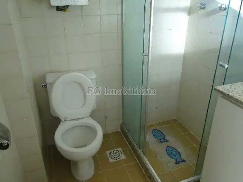 16 - Apartamento 1 quarto à venda Cachambi, NORTE,Rio de Janeiro - R$ 200.000 - CAAP10044 - 17