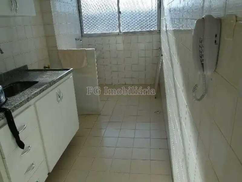 20 - Apartamento 1 quarto à venda Cachambi, NORTE,Rio de Janeiro - R$ 200.000 - CAAP10044 - 21
