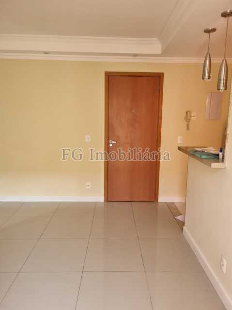 1 - Apartamento para alugar Rua Piauí,Cachambi, NORTE,Rio de Janeiro - R$ 1.300 - CAAP20331 - 1