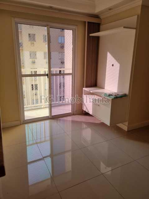 3 - Apartamento para alugar Rua Piauí,Cachambi, NORTE,Rio de Janeiro - R$ 1.300 - CAAP20331 - 4