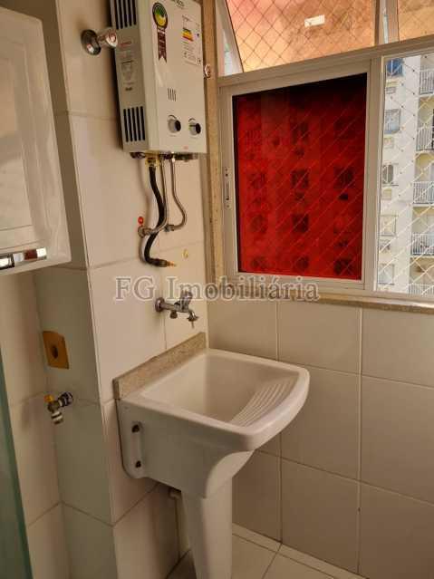 10 - Apartamento para alugar Rua Piauí,Cachambi, NORTE,Rio de Janeiro - R$ 1.300 - CAAP20331 - 11
