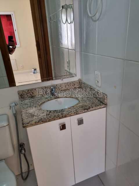 20 - Apartamento para alugar Rua Piauí,Cachambi, NORTE,Rio de Janeiro - R$ 1.300 - CAAP20331 - 21