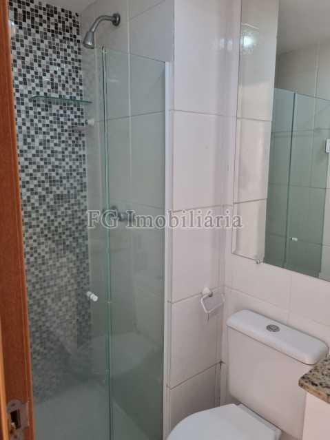 22 - Apartamento para alugar Rua Piauí,Cachambi, NORTE,Rio de Janeiro - R$ 1.300 - CAAP20331 - 23