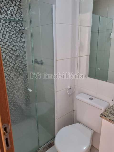 23 - Apartamento para alugar Rua Piauí,Cachambi, NORTE,Rio de Janeiro - R$ 1.300 - CAAP20331 - 24