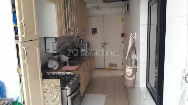 18. - Apartamento À Venda - Méier - Rio de Janeiro - RJ - CAAP30133 - 20