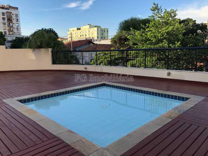 36. - Apartamento À Venda - Méier - Rio de Janeiro - RJ - CAAP30133 - 23