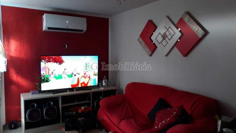 01 1. - Apartamento À Venda - Benfica - Rio de Janeiro - RJ - CAAP20333 - 1