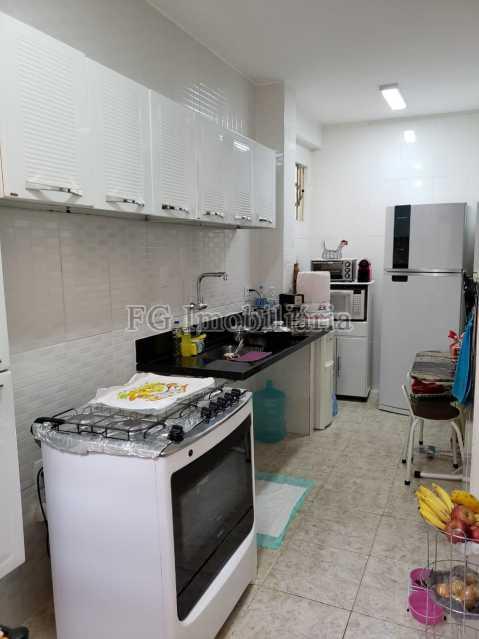 9 - EXCELENTE CASA DE VILA NA PRAÇA DA BANDEIRA - CACV30022 - 10