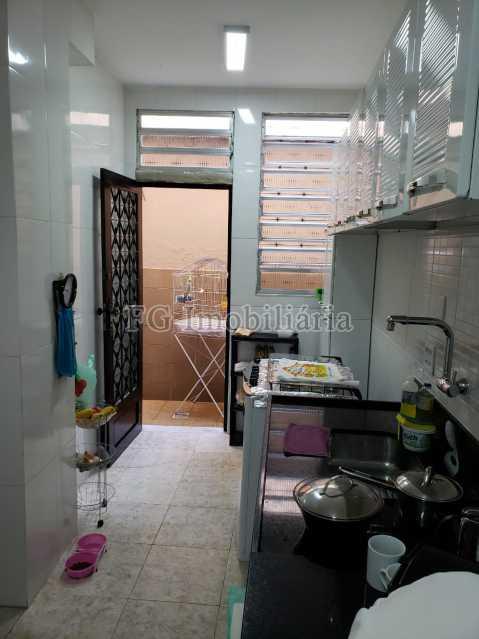 11 - EXCELENTE CASA DE VILA NA PRAÇA DA BANDEIRA - CACV30022 - 12