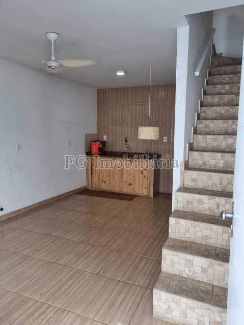 1 - Casa de Vila 1 quarto para alugar Maria da Graça, NORTE,Rio de Janeiro - R$ 850 - CACV10007 - 1
