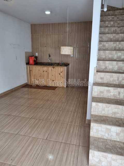 2 - Casa de Vila 1 quarto para alugar Maria da Graça, NORTE,Rio de Janeiro - R$ 850 - CACV10007 - 3