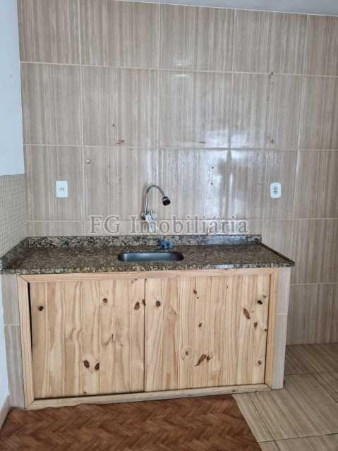5 - Casa de Vila 1 quarto para alugar Maria da Graça, NORTE,Rio de Janeiro - R$ 850 - CACV10007 - 6