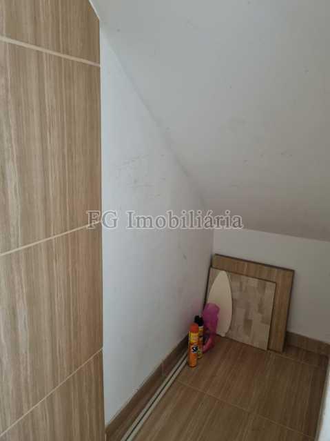 7 - Casa de Vila 1 quarto para alugar Maria da Graça, NORTE,Rio de Janeiro - R$ 850 - CACV10007 - 8