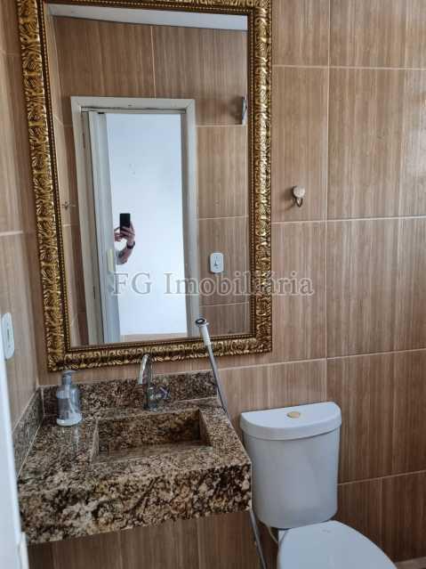 11 - Casa de Vila 1 quarto para alugar Maria da Graça, NORTE,Rio de Janeiro - R$ 850 - CACV10007 - 12