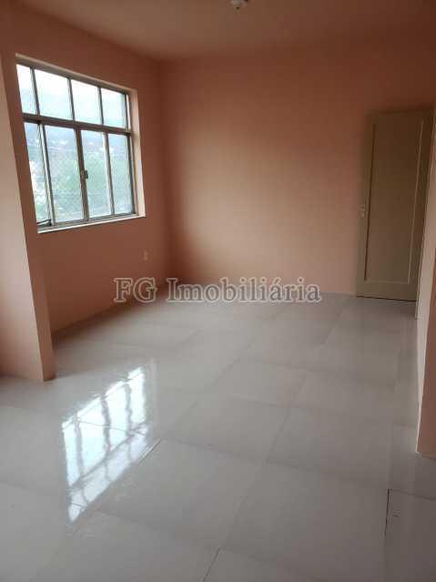 1. - Apartamento 2 quartos para alugar Engenho de Dentro, NORTE,Rio de Janeiro - R$ 1.100 - CAAP20412 - 1