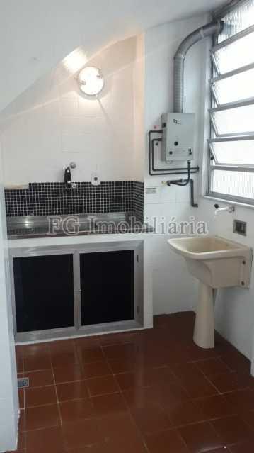 WhatsApp Image 2021-02-12 at 1 - Apartamento para alugar Rua Violeta,Água Santa, NORTE,Rio de Janeiro - R$ 700 - CAAP20415 - 5