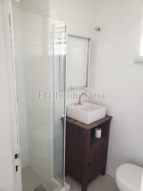 13. - Apartamento 3 quartos para alugar Cachambi, NORTE,Rio de Janeiro - R$ 900 - CAAP30154 - 14