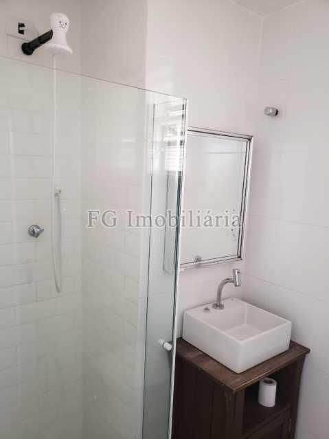 14. - Apartamento 3 quartos para alugar Cachambi, NORTE,Rio de Janeiro - R$ 900 - CAAP30154 - 15