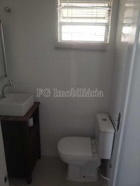 15. - Apartamento 3 quartos para alugar Cachambi, NORTE,Rio de Janeiro - R$ 900 - CAAP30154 - 16