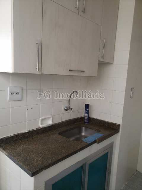16. - Apartamento 3 quartos para alugar Cachambi, NORTE,Rio de Janeiro - R$ 900 - CAAP30154 - 17
