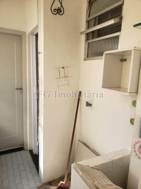 21. - Apartamento 3 quartos para alugar Cachambi, NORTE,Rio de Janeiro - R$ 900 - CAAP30154 - 22