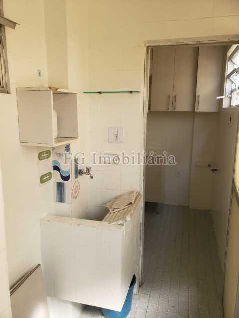 22. - Apartamento 3 quartos para alugar Cachambi, NORTE,Rio de Janeiro - R$ 900 - CAAP30154 - 23