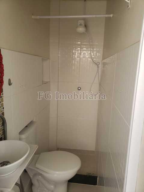 23. - Apartamento 3 quartos para alugar Cachambi, NORTE,Rio de Janeiro - R$ 900 - CAAP30154 - 24