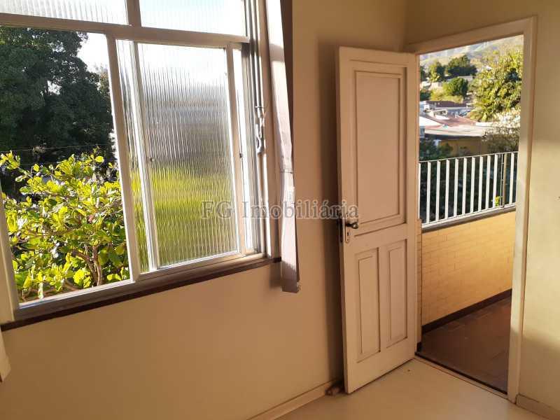 4 - Apartamento 2 quartos à venda Engenho de Dentro, NORTE,Rio de Janeiro - R$ 389.000 - CAAP20428 - 5