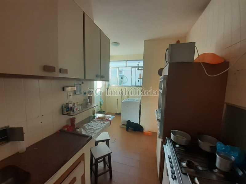 11 - Apartamento 2 quartos à venda Engenho de Dentro, NORTE,Rio de Janeiro - R$ 389.000 - CAAP20428 - 12