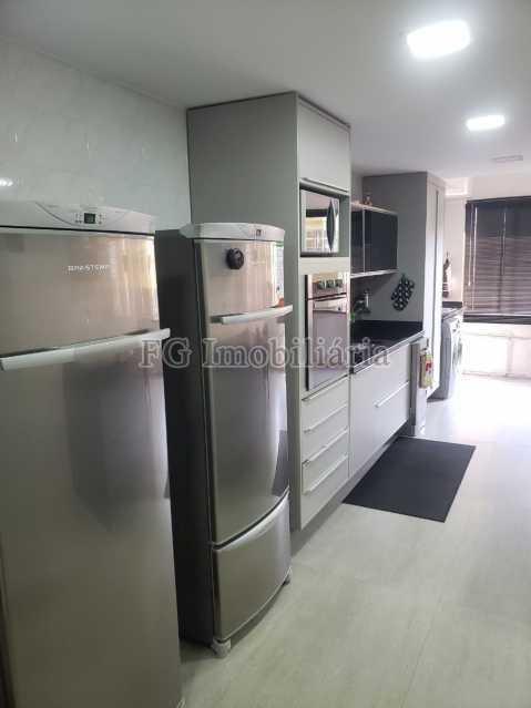 6 - Apartamento 3 quartos à venda Méier, NORTE,Rio de Janeiro - R$ 850.000 - CAAP30156 - 7
