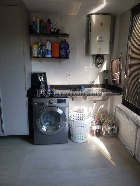 10 - Apartamento 3 quartos à venda Méier, NORTE,Rio de Janeiro - R$ 850.000 - CAAP30156 - 11