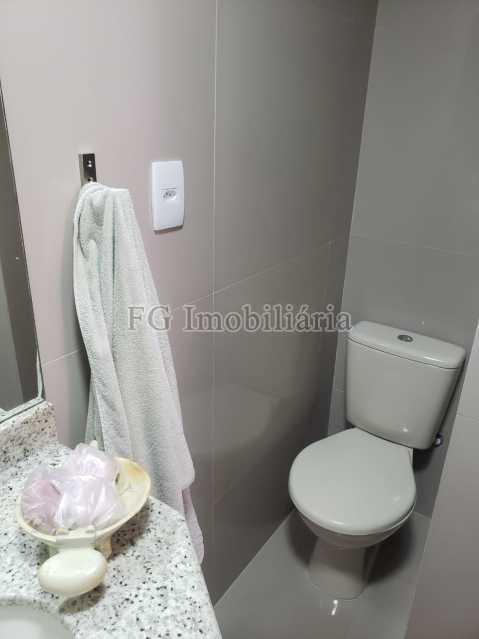 25 - Apartamento 3 quartos à venda Méier, NORTE,Rio de Janeiro - R$ 850.000 - CAAP30156 - 26