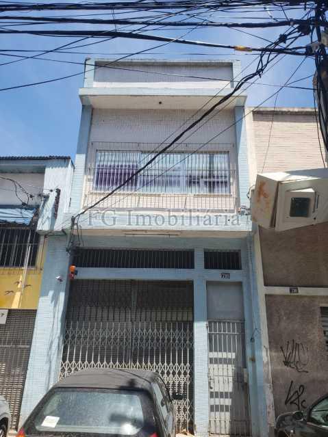 1 - EXCELENTE LOJA COMERCIAL EM SÃO CRISTOVÃO - CALJ00009 - 1