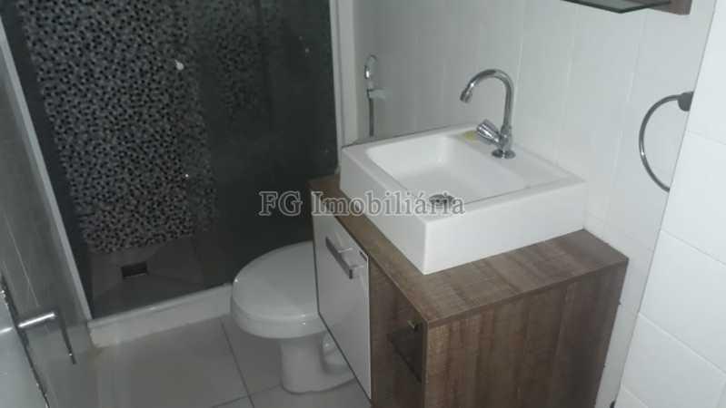 WhatsApp Image 2021-02-22 at 1 - Apartamento 2 quartos para alugar Lins de Vasconcelos, NORTE,Rio de Janeiro - R$ 1.000 - CAAP20455 - 26