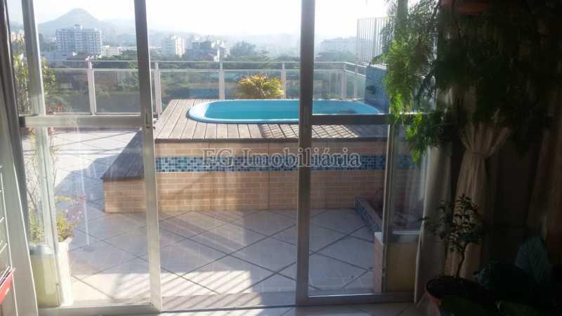 WhatsApp Image 2021-05-06 at 1 - Cobertura 3 quartos à venda Engenho de Dentro, NORTE,Rio de Janeiro - R$ 750.000 - CACO30021 - 4