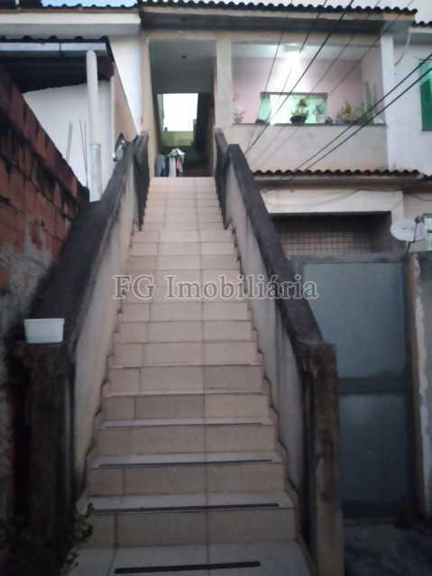19 - EXCELENTE CASA FRENTE DE RUA NA PENHA - CACA20030 - 3