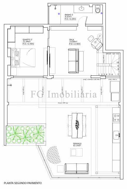 14 - EXCELENTE COBERTURA NO RECREIO DOS BANDEIRANTES - CACO30023 - 15