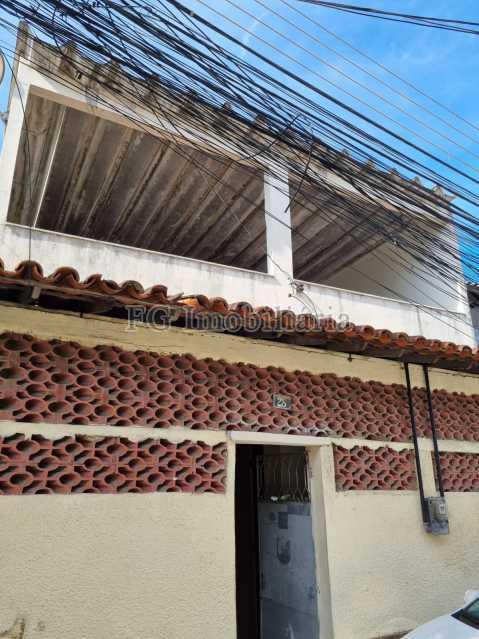 2 - EXCELENTE CASA DE VILA NA TAQUARA - CACV20029 - 3