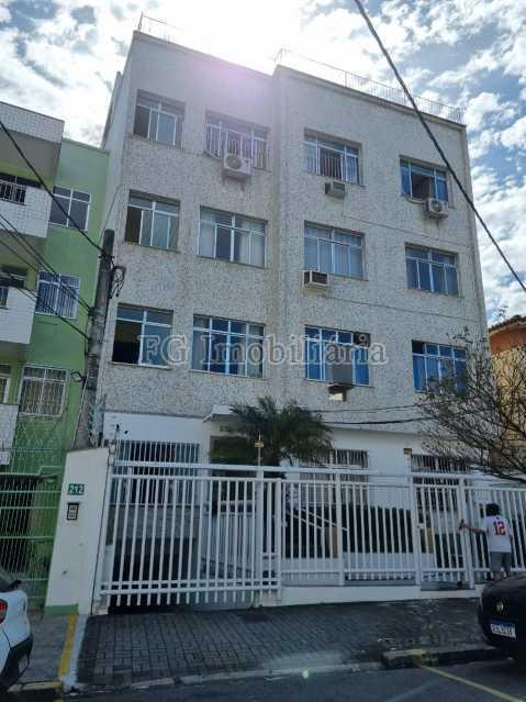 1 - Apartamento 2 quartos para alugar Méier, NORTE,Rio de Janeiro - R$ 1.050 - CAAP20479 - 1