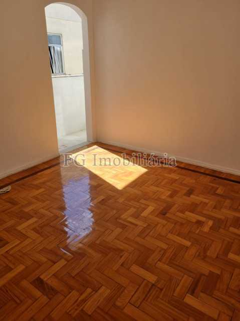 2 - Apartamento 2 quartos para alugar Méier, NORTE,Rio de Janeiro - R$ 1.050 - CAAP20479 - 3
