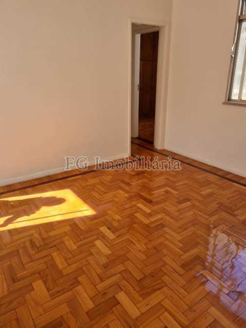 3 - Apartamento 2 quartos para alugar Méier, NORTE,Rio de Janeiro - R$ 1.050 - CAAP20479 - 4