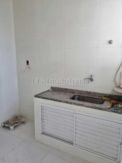 13 - Apartamento 2 quartos para alugar Méier, NORTE,Rio de Janeiro - R$ 1.050 - CAAP20479 - 14